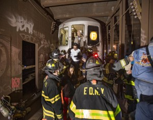 Subway Crash